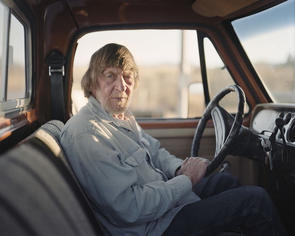 Chuck, Butte, Montana, 2010
