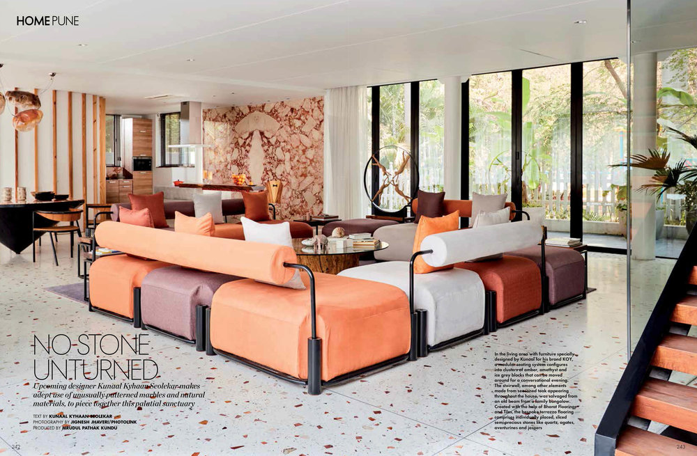 Elle Decor India  |  No Stone Unturned