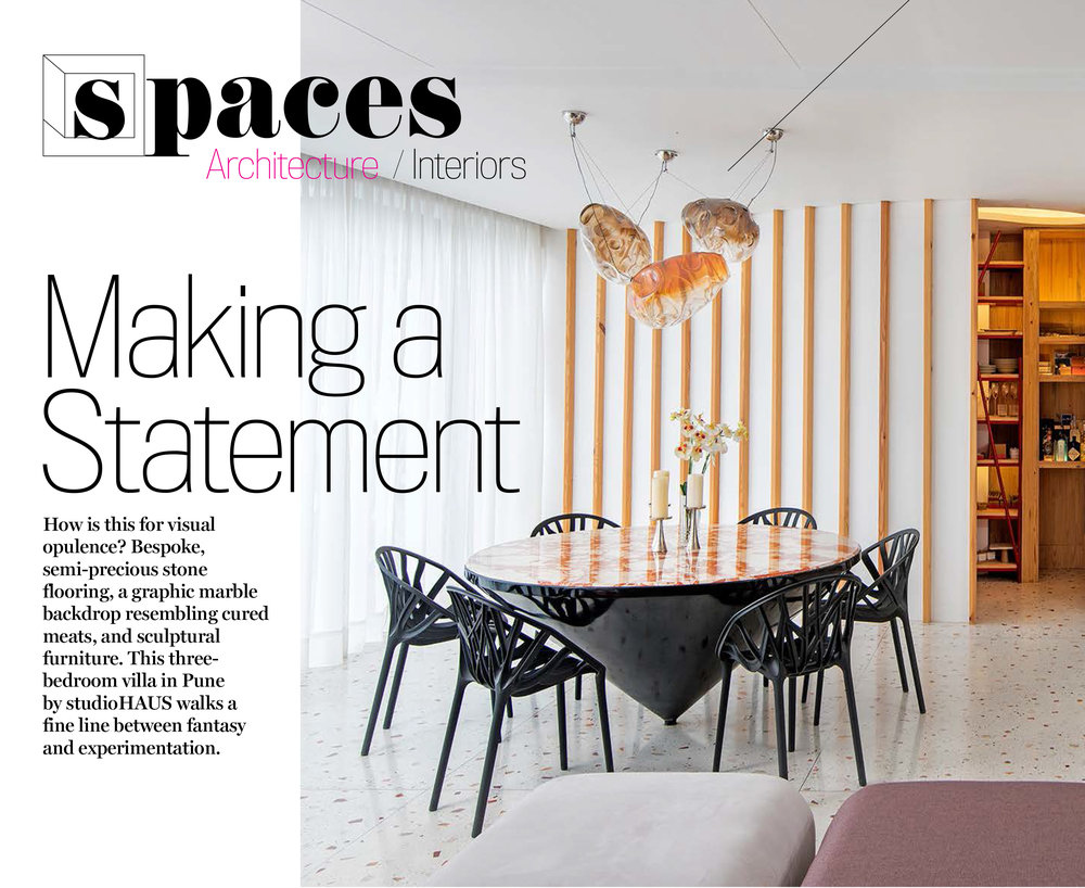 India Today Home | Spaces |  parkHAUS