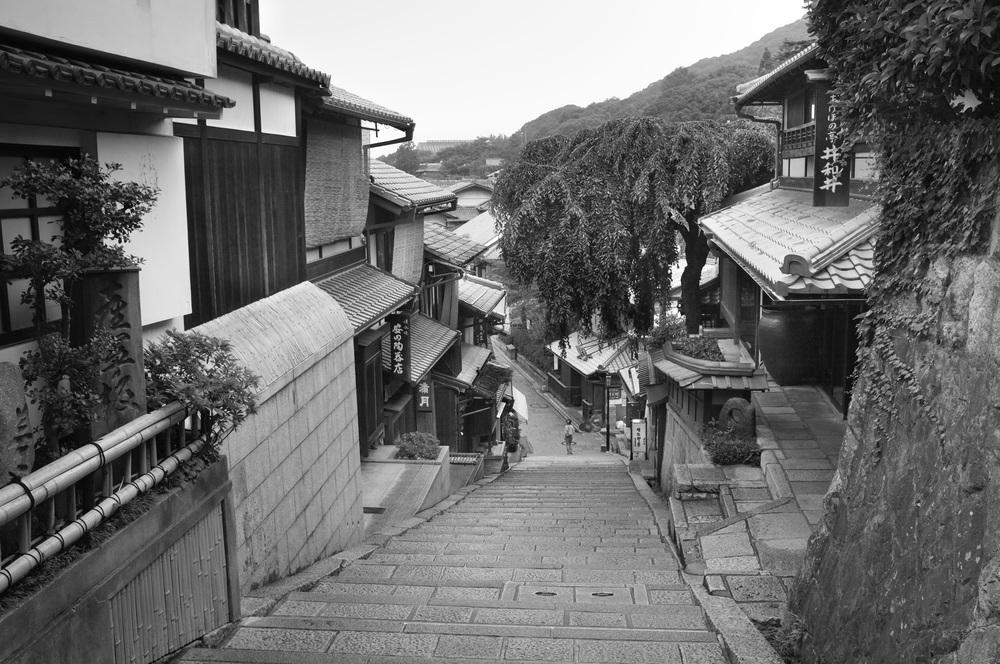 Alley, Kiyomizu Dera