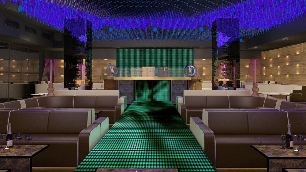 DSTRKT will be transformed with a purpose-built performance stage!