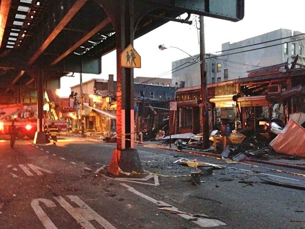 3979-89 White Plains Road, The Bronx