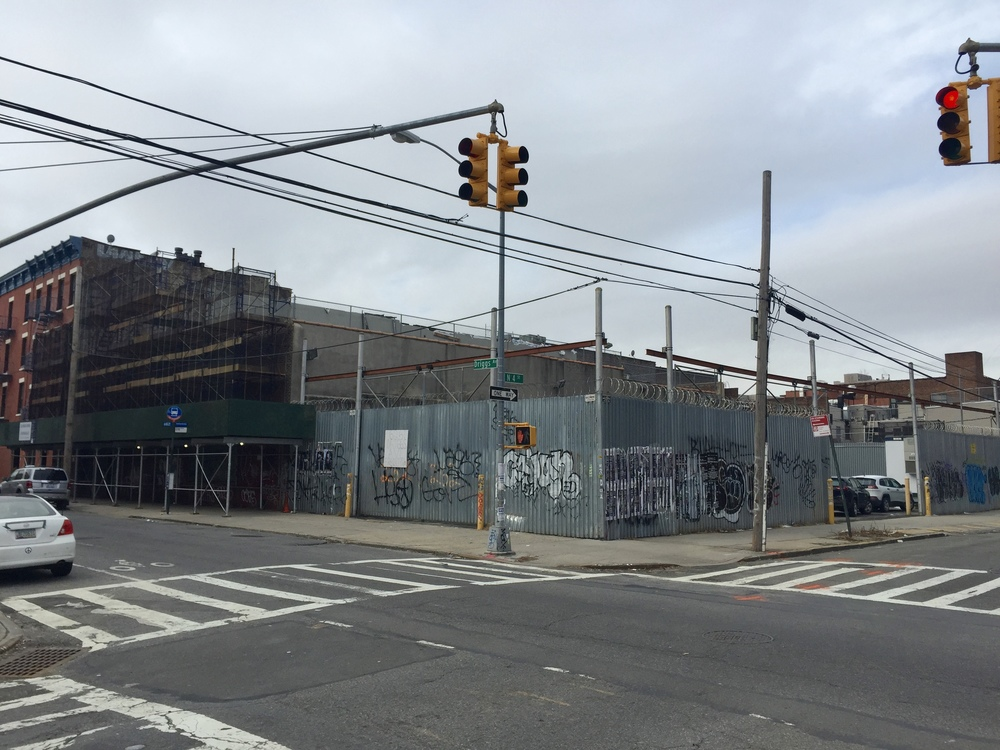 Copy of Driggs Avenue, Brooklyn