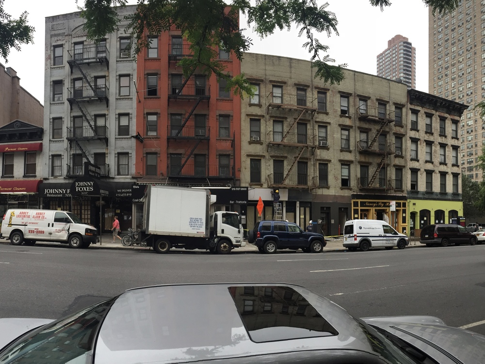 East 80th & 2nd Avenue