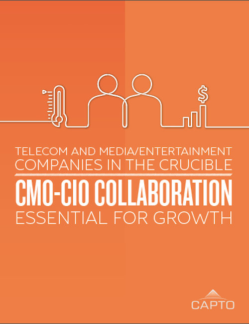 CMO CIO Collaboration Urgent for Survival