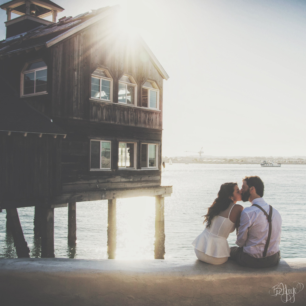 Courthouse Wedding Seaport Village