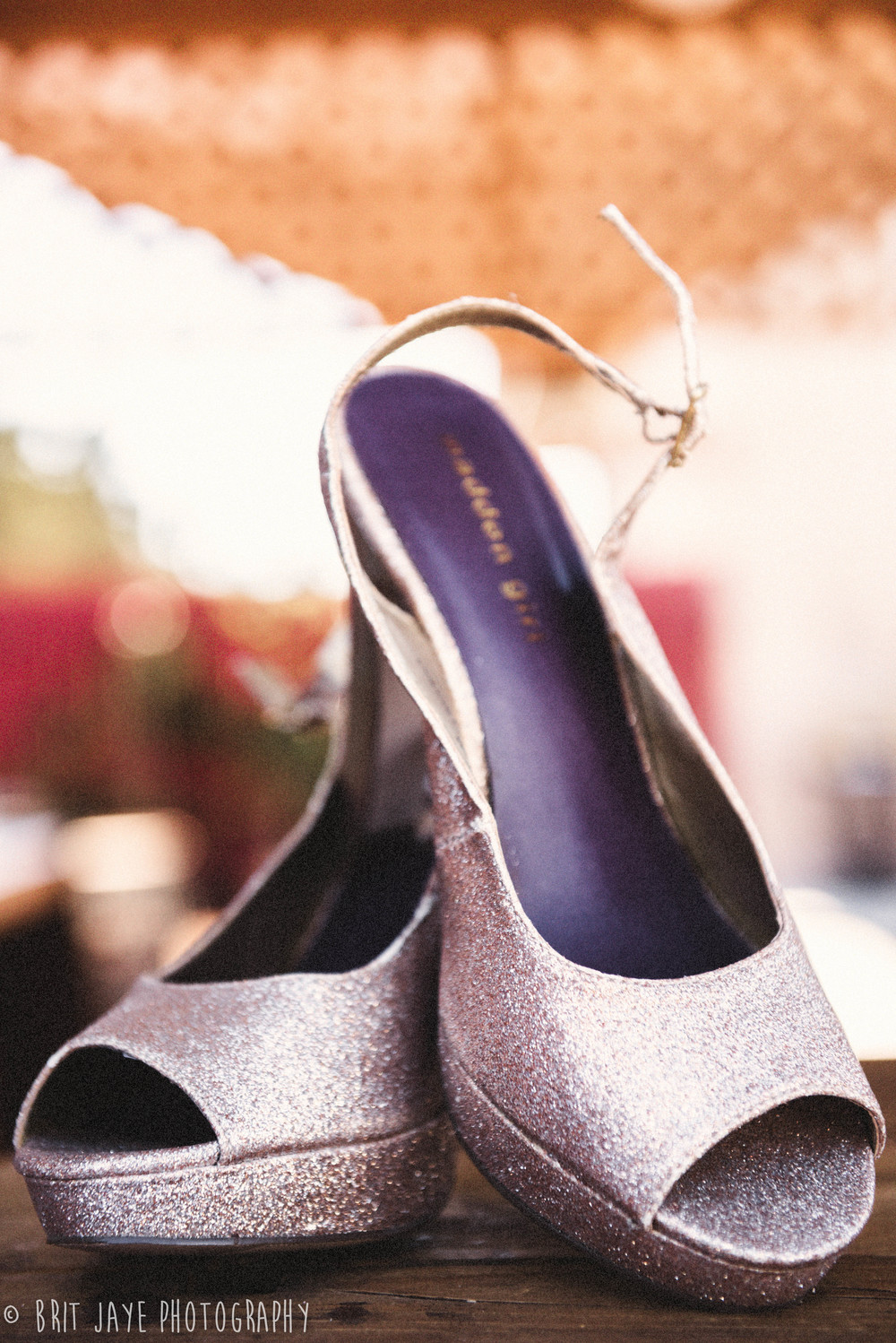 GlitterWeddingShoes