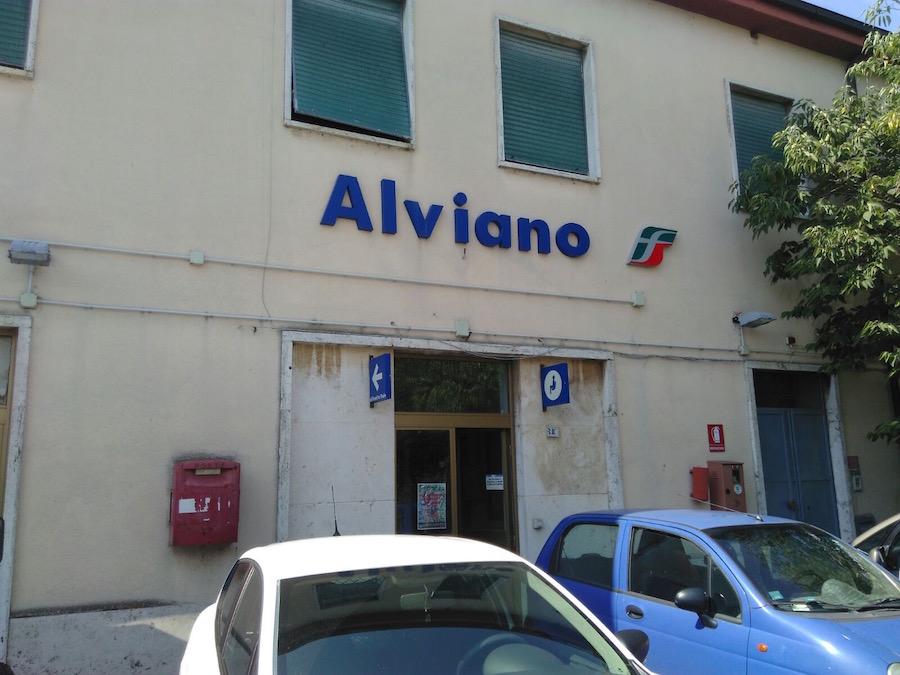 Stazione FS Alviano