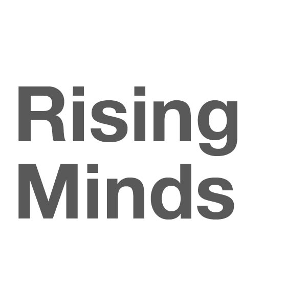 Rising Minds   A lecture series that explores the intersection of technology, business and culture.  Co-founded with  Jean-Robert Saintil . Hosted at  Shoreditch House .