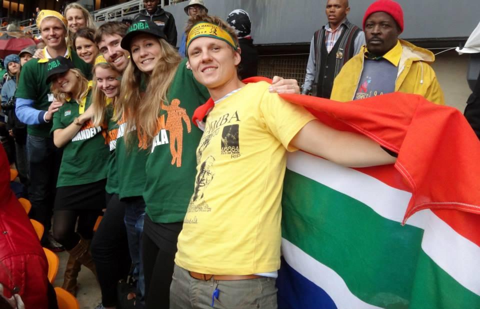 FNB Stadium, Johannesburg, 12-11-13