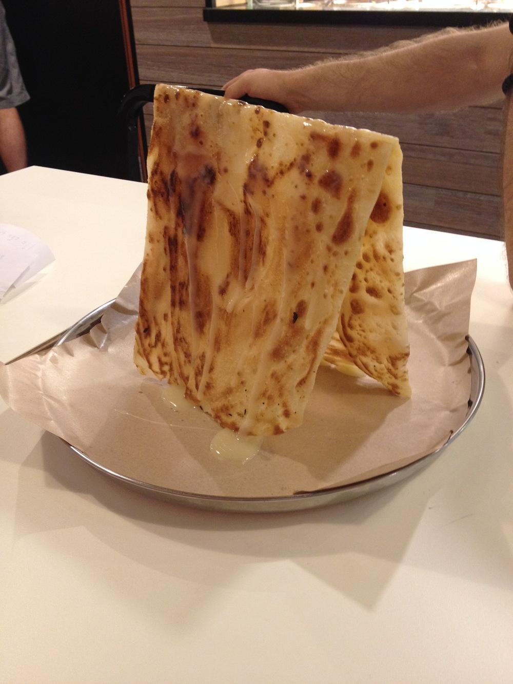 A new Singaporean delicacy