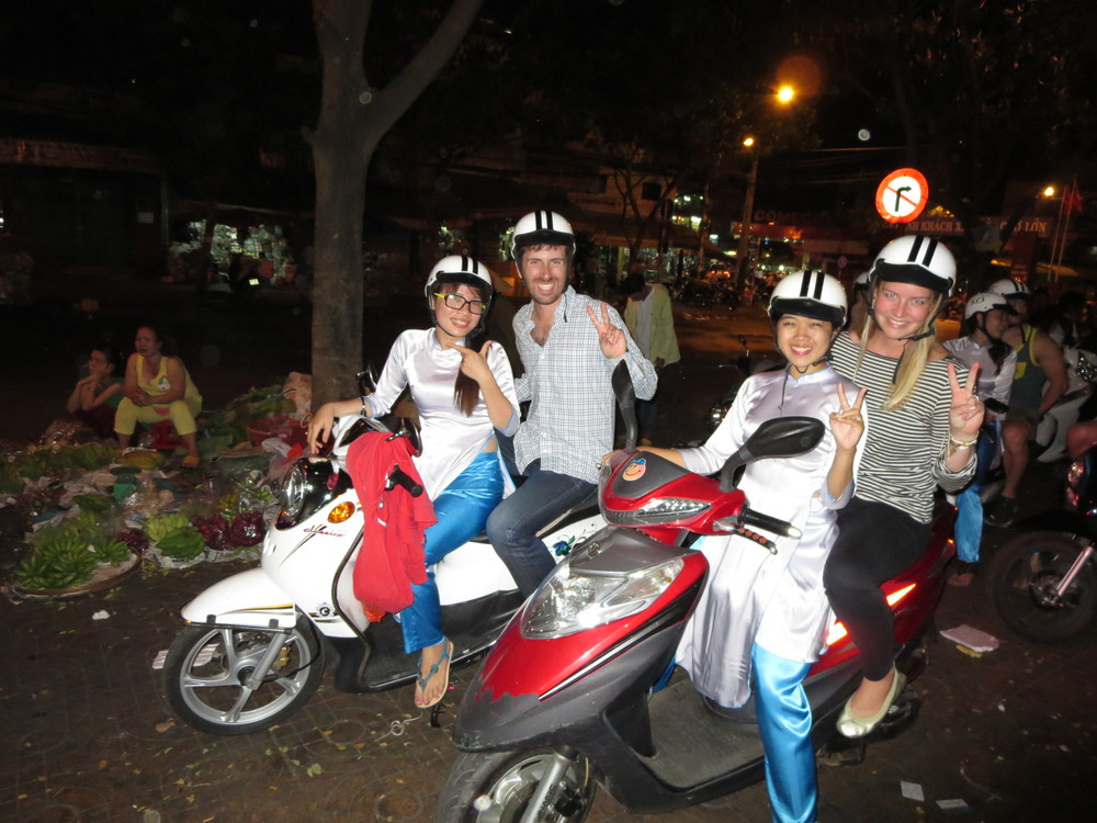 The best designated drivers in Vietnam