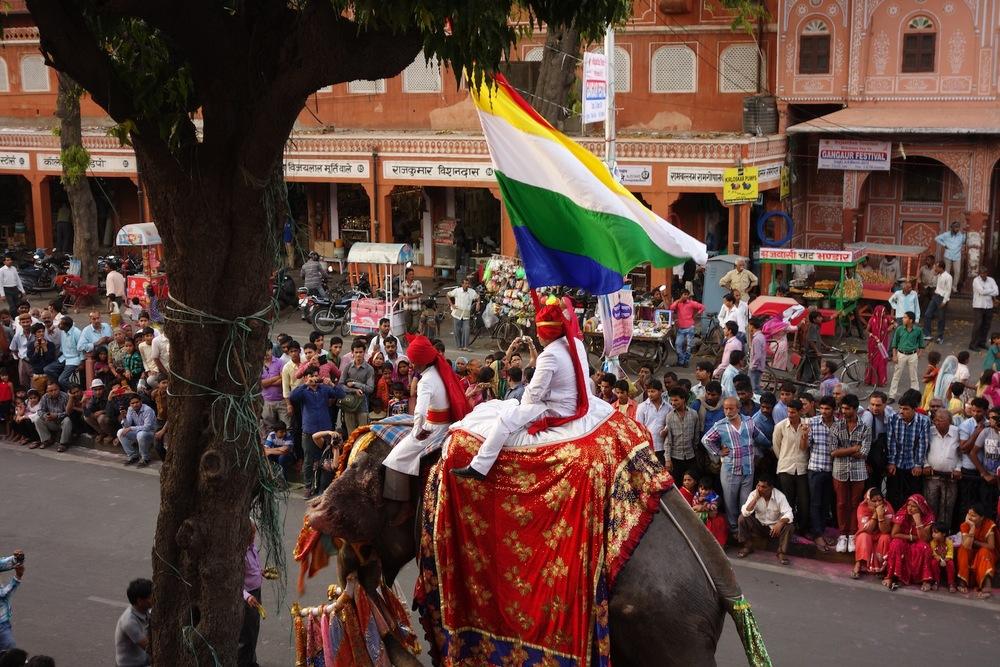 Aladdin meets LGBT parade?