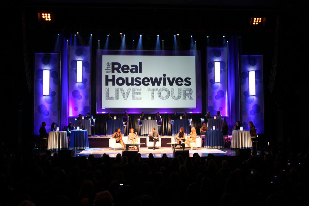 Brave Presents The Real Housewives Live Tour -