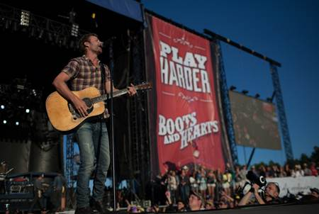 Boots and Hearts Music Festival -