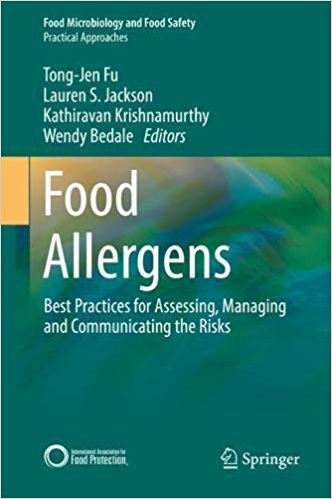 Chapter 11 - managing allergen risk in a QSR