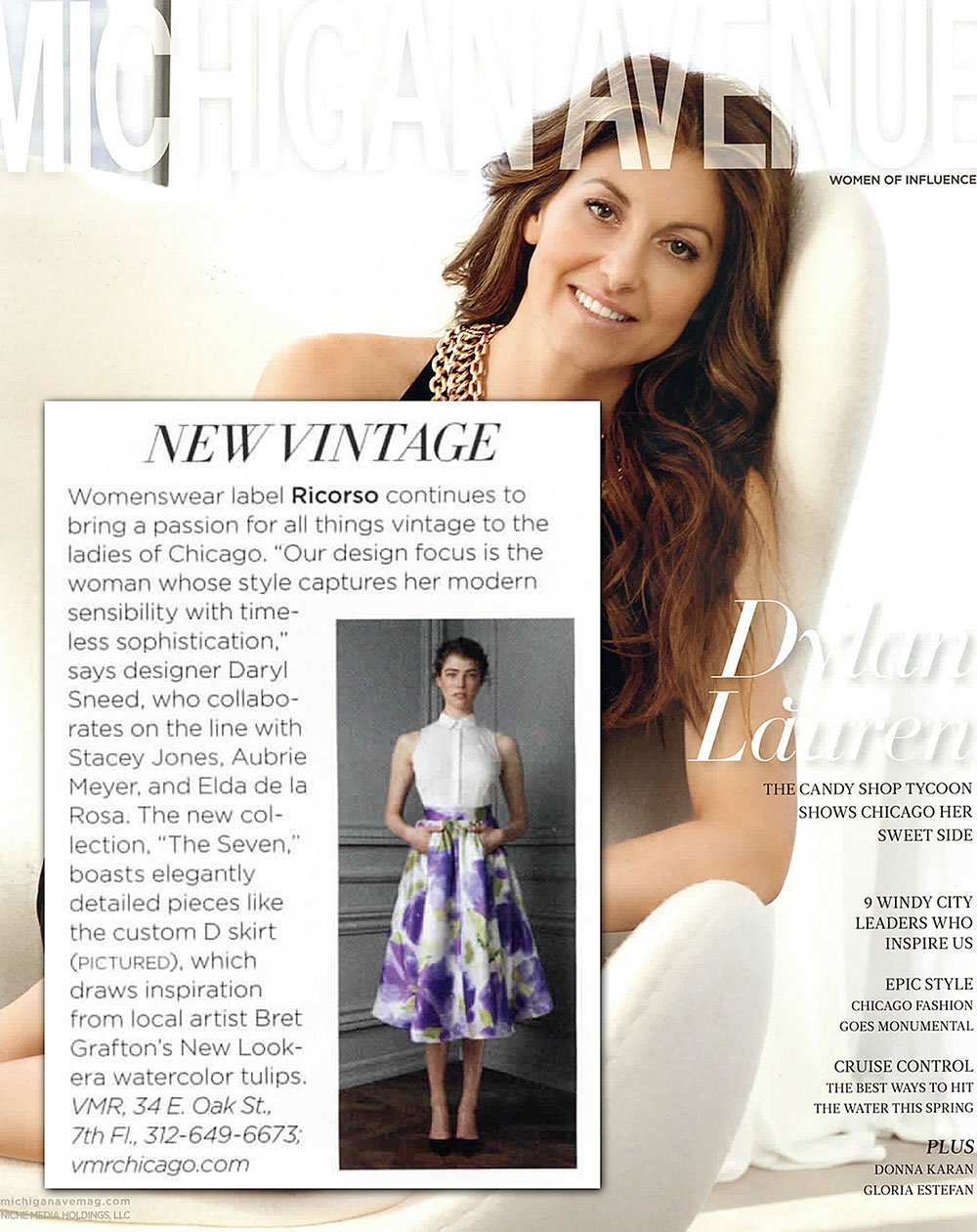 See ricorso in the May/June issue of Michigan Avenue magazine.