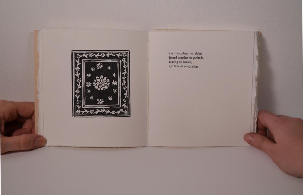 Calendula (page 4 & 5)  2014