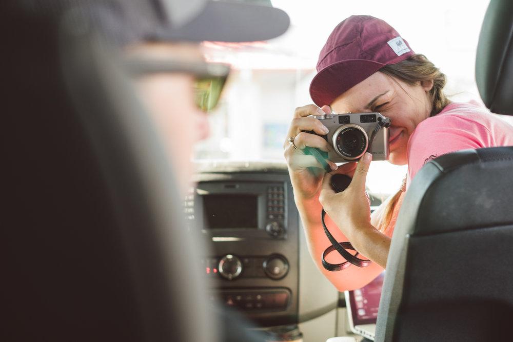 Natalie Starr  – Photographer