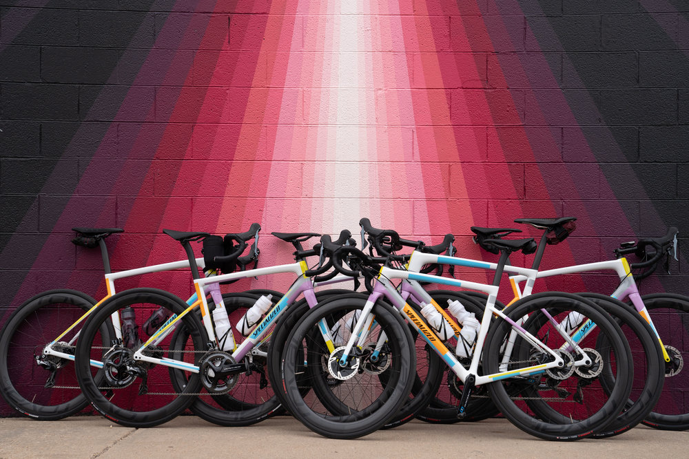 Introducing our 2018 Specialized Tarmac Disc LIOTR edition bikes!!