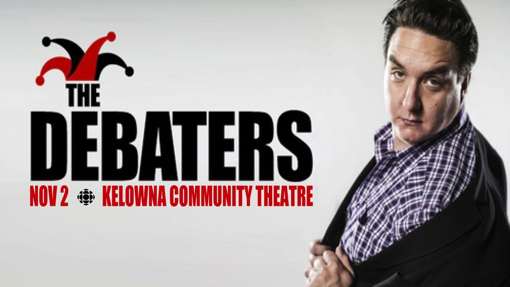 The Debaters Live On Tour November