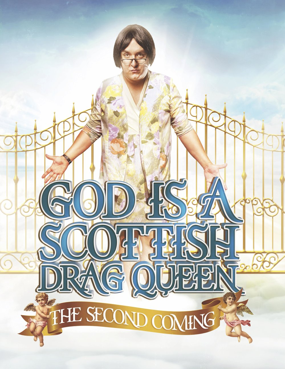 God Is A Scottish Drag Queen 2: The Second Coming - ★★★★★