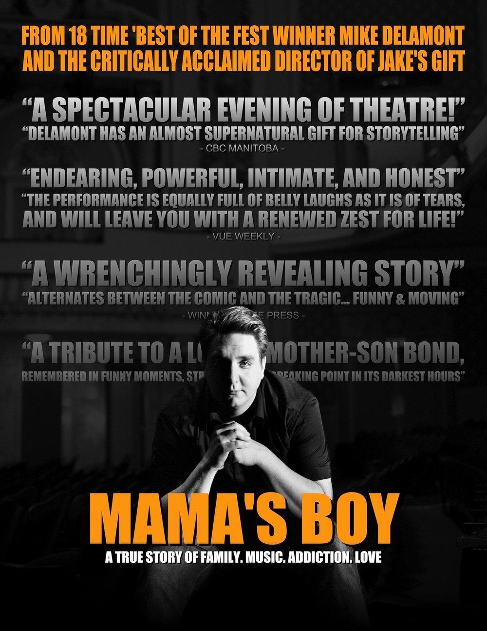 Mama's Boy - ★★★★★
