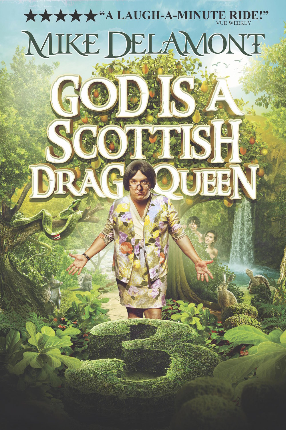 God Is A Scottish Drag Queen 3 - ★★★★★