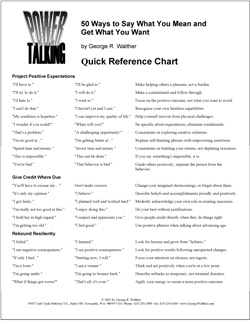 "Download the PDF:   ""50 Ways to Say What You Mean and Get What You Want    """