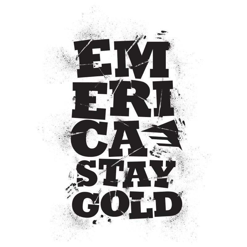 Emerica Gold Logo