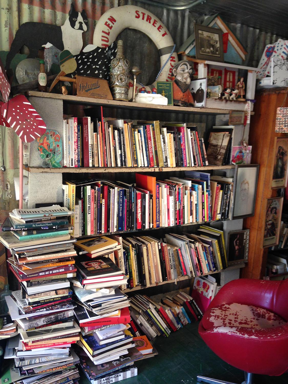 library — webb gallery