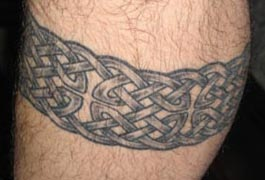 Celtic Band Tattoo