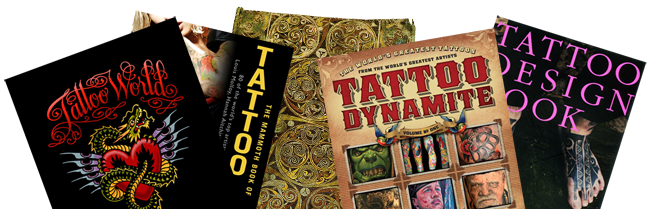 Publicity page luckyfish inc and tattoo santa barbara for The mammoth book of tattoos