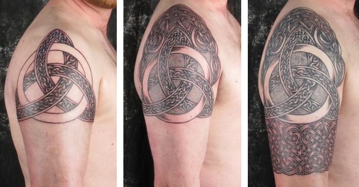 Celtic Tattoo Sleeve