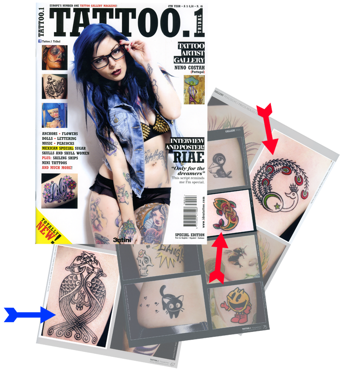 Tattoo.1Tribal Magazine
