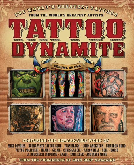 Tattoo Dynamite, Volume One, 2011