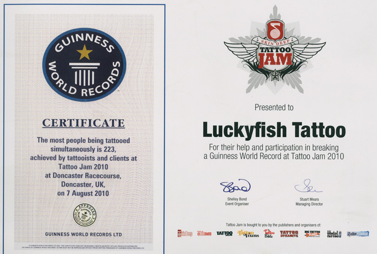 Tattoo Jam