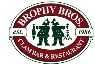 My Favorite restaurant Brophy Brothers in the harbor