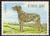 Their champion King of Nutstown is commemorated on this Irish postal stamp