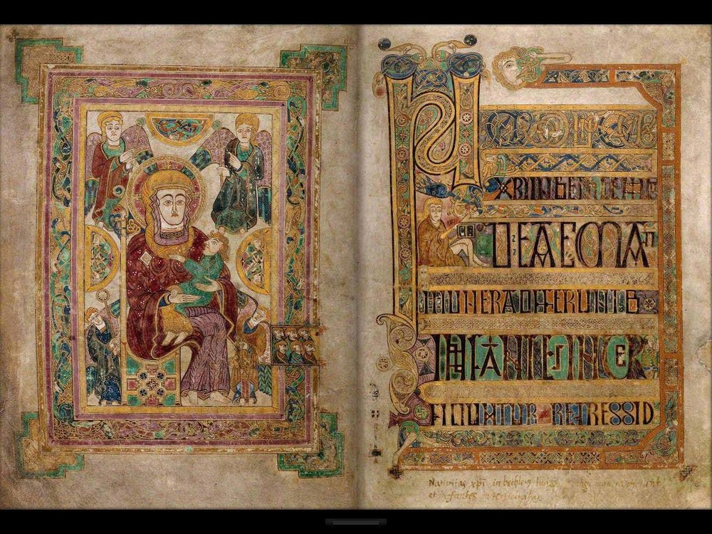 The Book of Kells, Trinity College Dublin