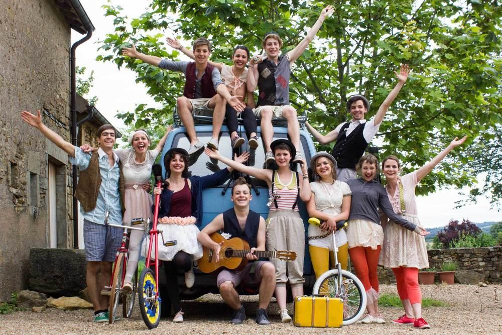 Compagnie-Trottvoir-2012-Team