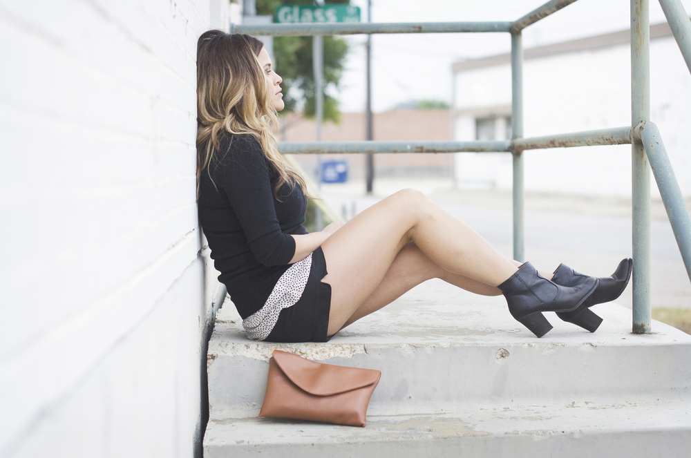 black-classic-outfit