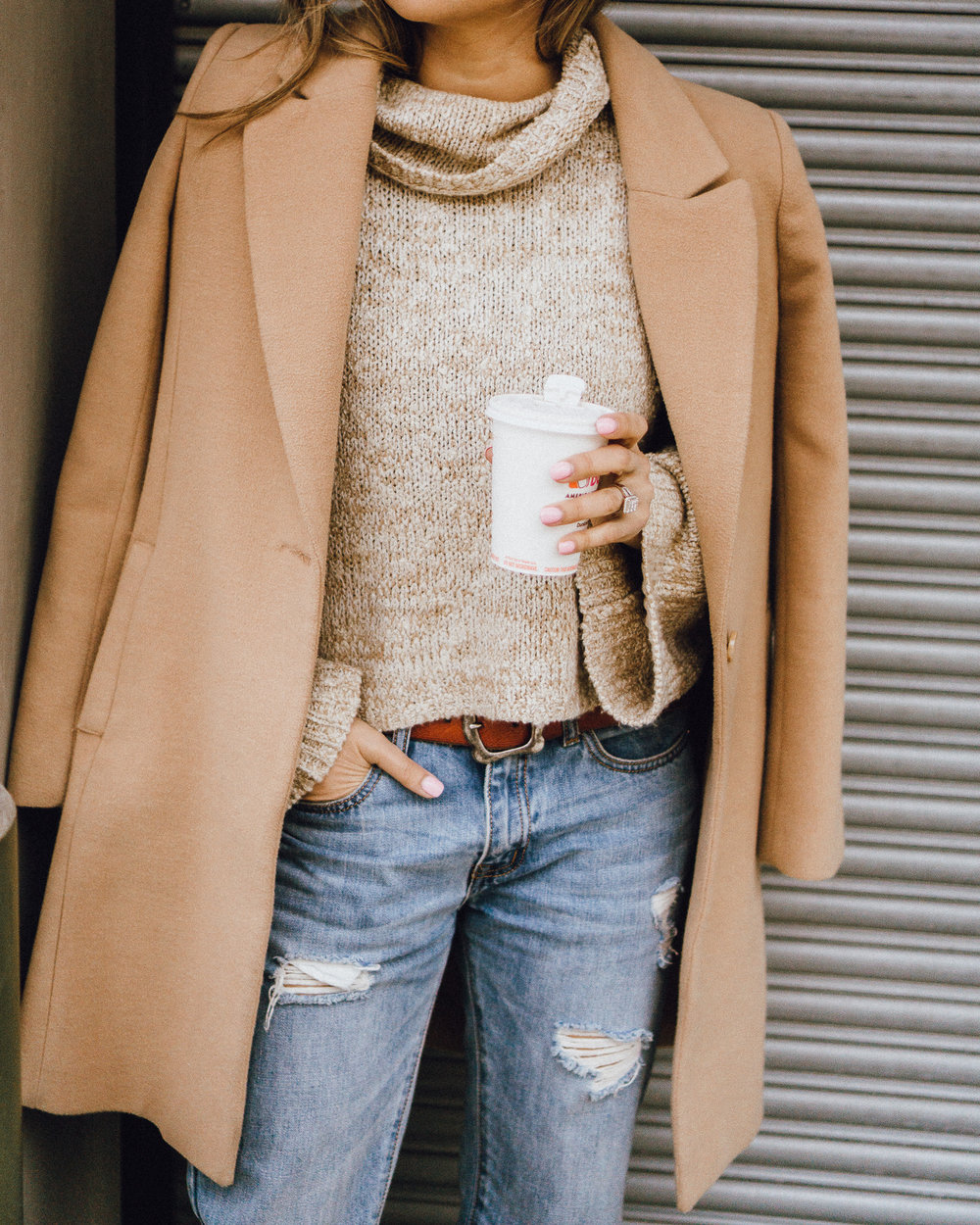 Coffee and Neutral Tones -