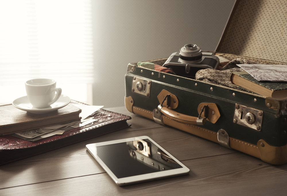 Antique luggage and camera.jpg