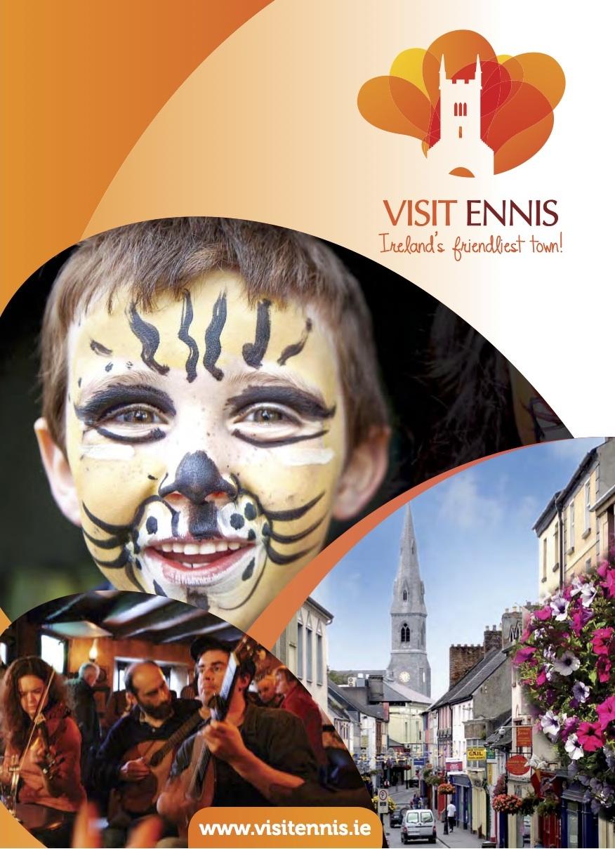 Visit Ennis Brochure