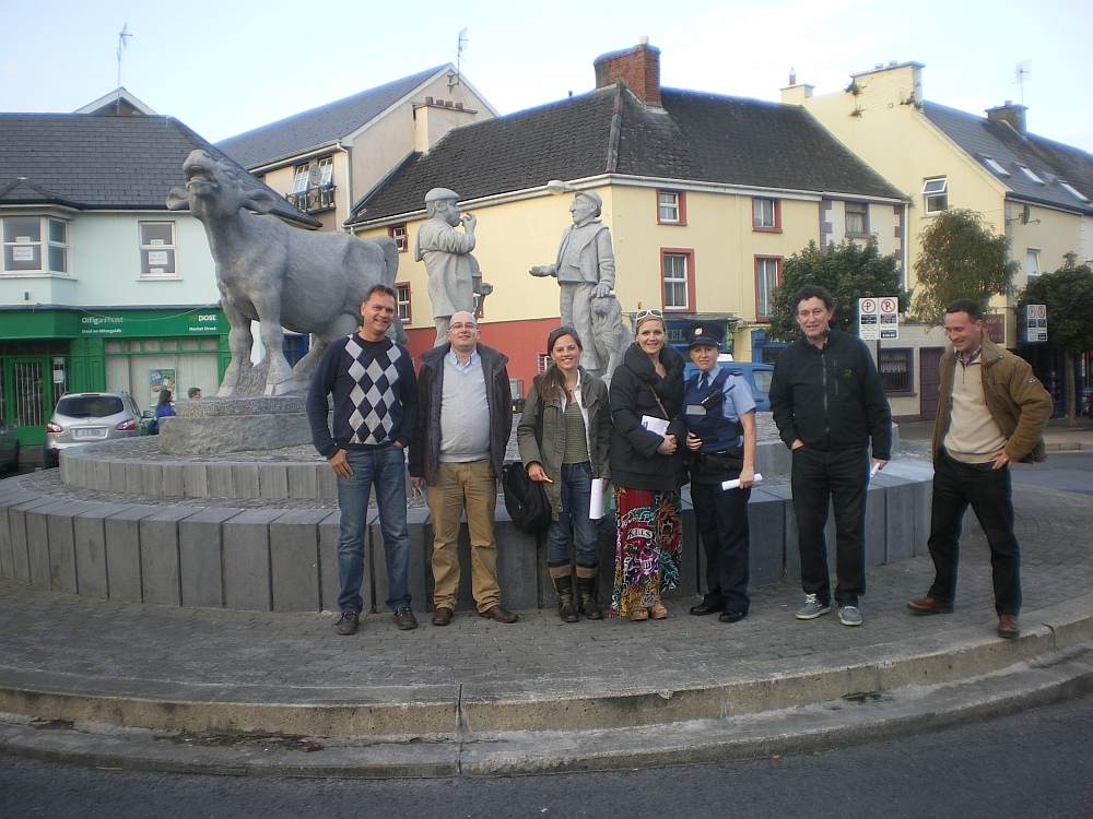 Overnight Self-Assessment Team with Ennis Tourist, Market area Ennis.jpg