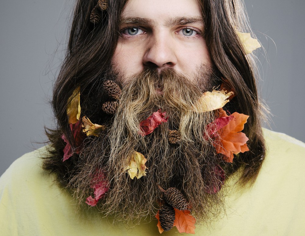 SEPTEMBEARD: Autumn Beard
