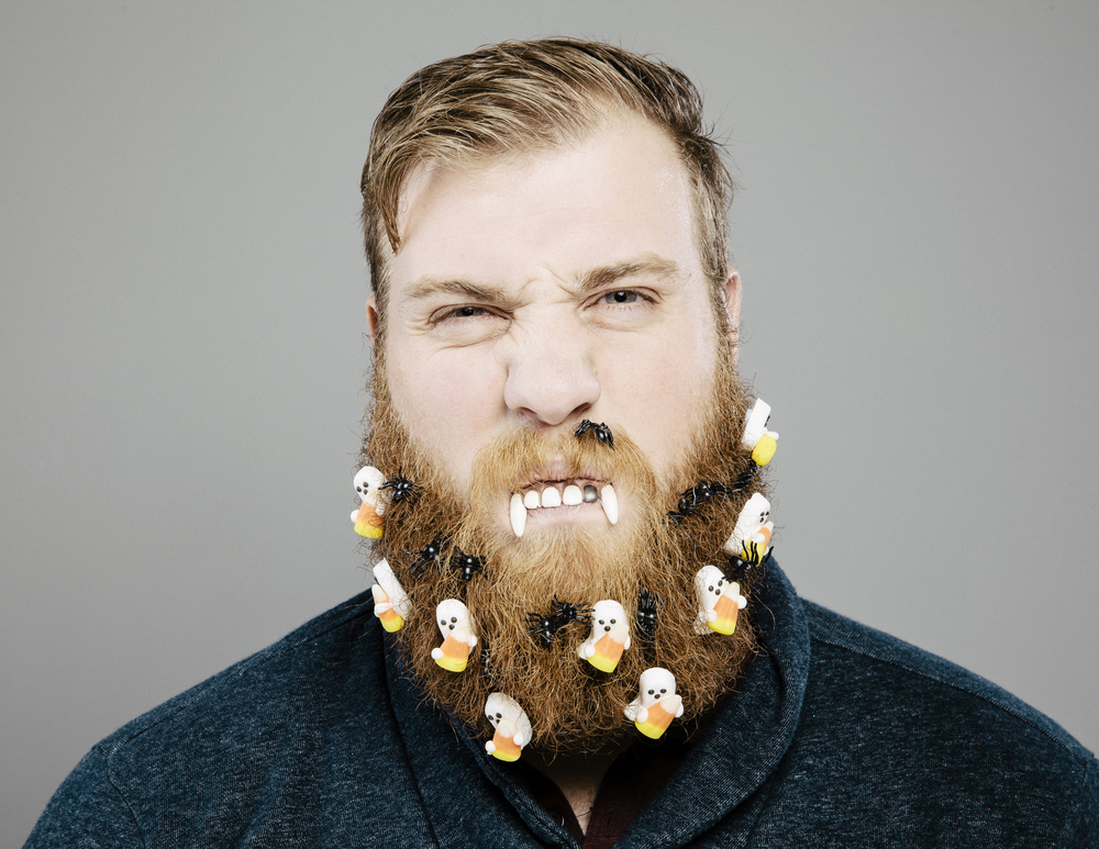 OCTOBEARD: Halloween Beard
