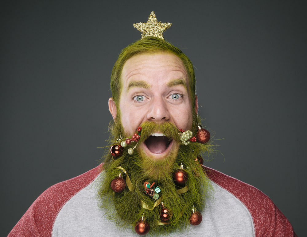 DECEMBEARD: Christmas Beard