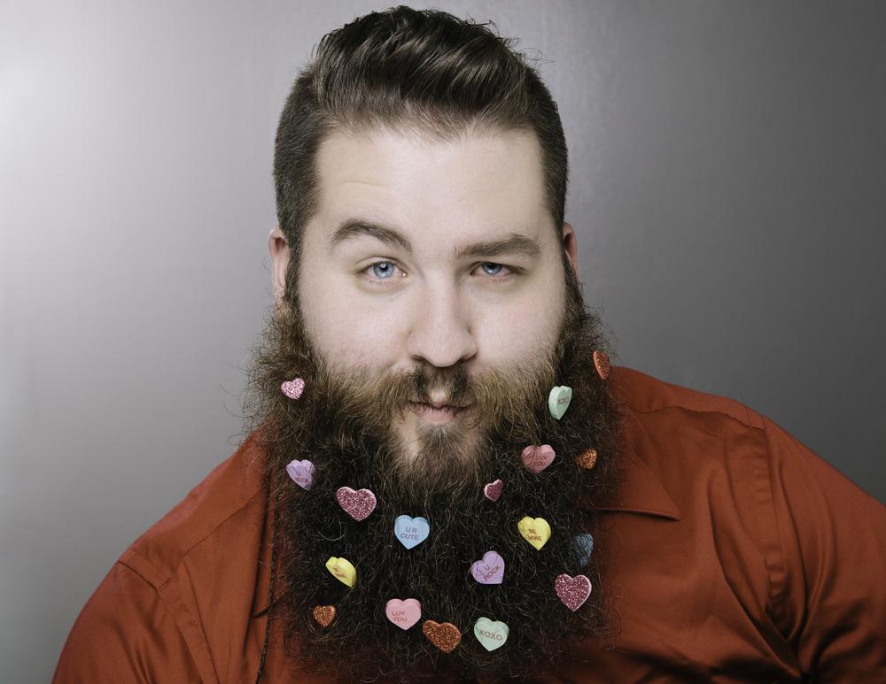 FEBEARDARY: Valentine's Day Beard